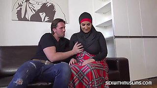 Busty Muslim Woman, Krystal Swift Cheated On Her Husband, The Other Day And Liked How It Felt