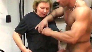 Fabulous amateur Gaping, Gym xxx clip