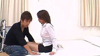 Crazy Japanese slut Mika Kayama in Fabulous Big Tits JAV video