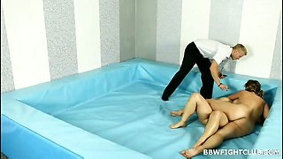 Nasty wrestling