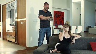 Casual porn star couple make hardcore love story