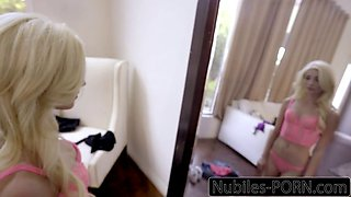 Rooster step dad is a perfect punishment for teen slut