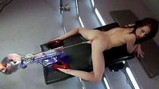 Aiden Ashley Machine Fucked 2 of 3
