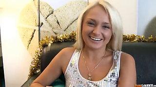 blonde teen ivana sugar dp