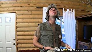 Brazzers - Big Tits In Sports -  I Will Hunt