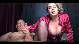 Mistress T - Mom Doesn't Want Watching Porn
