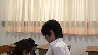 Fabulous Japanese chick Rina Fukada, Chieri Minami in Horny Foot Job/Ashifechi, Cougar JAV scene