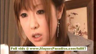 Miyu Sakura Chinese teen girl masturbating
