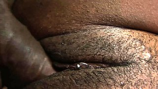 Fat Black Teen Pierced Nipples And Pussy Fucked