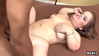 Justin Long in Gorgeous Midget Mini Mya Fucks Black Dick - Wankz