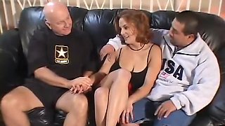 Horny wife got screwed and drunk cum