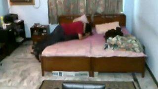 Desi College Couple Home Sex