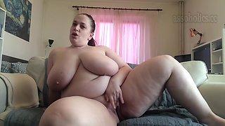 Thick & Busty Bbw Cam-sexy Wear 1080p