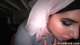 Hot muslim first time Aamirs Delivery