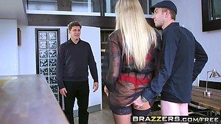 Brazzers - Milfs Like it Big - Kayla Green Danny D - Doctor