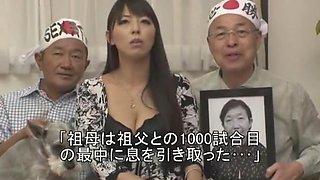 Horny Japanese chick Tiara Ayase, Ryoko Murakami, Azumi Mizushima in Best JAV clip