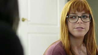 Penny Pax enjoys being a part of a threesome with two men