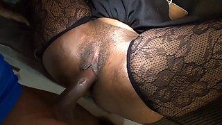 black pussy maid