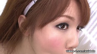 Himeki Kaede in Momoko Aiuchi pleasing a horny sexy man - AviDolz