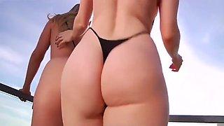 Bikini Babes - Without Warning softcore PMV