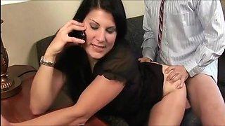 Excellent sex clip Secretary amateur craziest ever seen