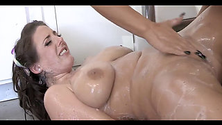 Angela and Phoenix get Messy