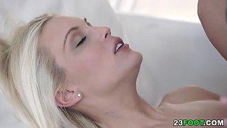Hot euro babe Cecilia Scott