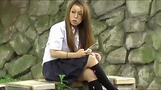 Jp schoolgirls Sharking Omnibus1