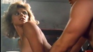 Insatiable and fine blondie blows dick and fucks on the fancy car