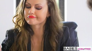 Babes - Office Obsession - Lay Down the Law