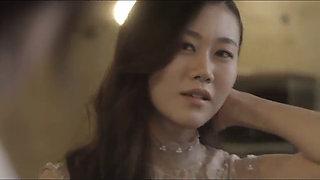 AMWF Irina Griga Russian Female Lee Ye Rin Korean Female E Cup Big Natural Tits Blonde Pretty Model Hotel Resort Sex Korean Male