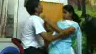 Submissive dark skin college girl sucks dick of her boyfriend