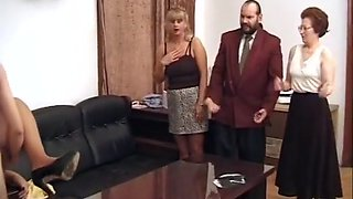 Club Hungarian Mature Orgy