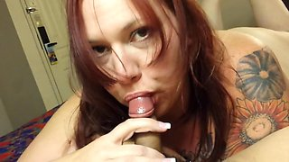 blowjob with cum in mouth