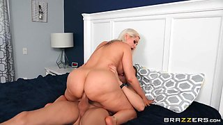 But Her Mom Will Free Video With Alena Croft - BRAZZERS