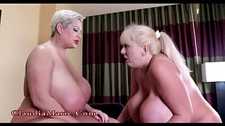 Kayla Kleevage sex slave of Claudia marie milf group lesbi suck big fake tits