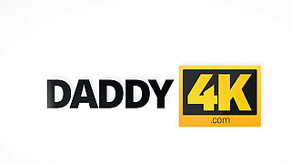 DADDY4K. Innocent pole dance turned into nice dad and...
