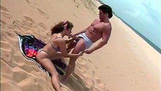 Beach Bimbo