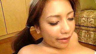 Mei Matsumoto in Messy Milk Explosion