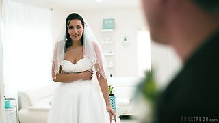 Soon to be bride Bella Rolland decides to have one last sex