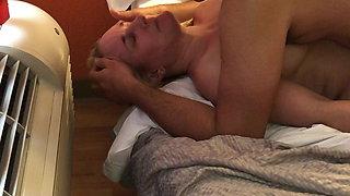 Brazilian starts fucking my wife after massaging her
