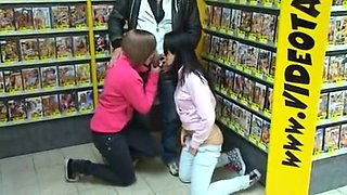 German Legal Age Teenager in Public