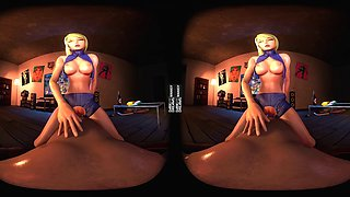 Hot Animated VR porn