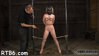 intensive punishment for beauty bdsm film 1