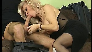 German swingers party
