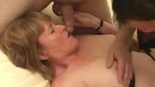 British Mature Housewife