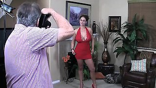 Behind The scenes with Eva Notty