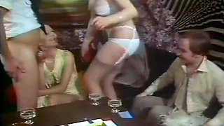 Incredible retro sex scene from the Golden Time