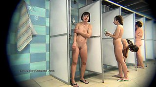 Shower room reality home video