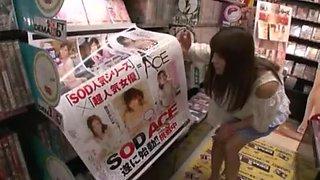 Crazy Japanese slut Megu Fujiura in Amazing Public JAV movie